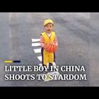 2-годишно дете стана сензация в Китай с баскетболните си умения (Видео)