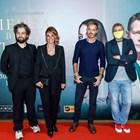 Силвия Петкова на турне с филма, в който си партнира с Юлиан Вергов