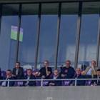 """Всички живи бивши собственици на """"Левски"""" подкрепиха отбора и наследника си Наско Сираков на """"Герена"""""""