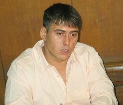 Осъденият за убийството на сестрите Лазар Колев