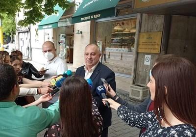 Зам.-министърът на здравеопазването Александър Златанов