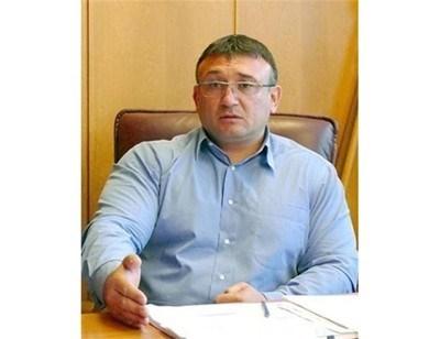 Младен Маринов е преминал през всички длъжности в СДВР  Снимка : Архив