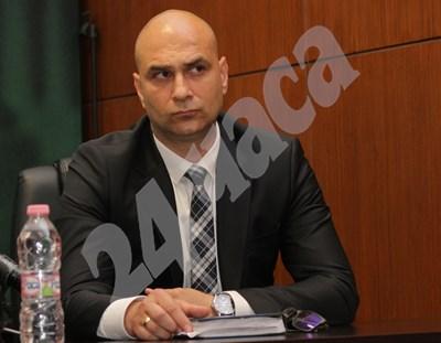 Шефът на спецпрокуратурата Димитър Франтишек представи подробности около разследването. СНИМКА: 24 часа