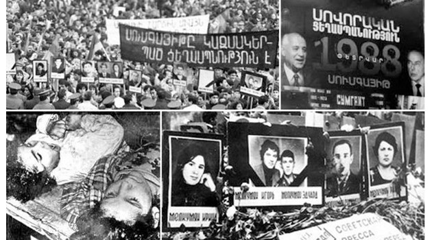Посолството на Азербайджан: Безредиците в Сумгаит са организирани от арменските националисти