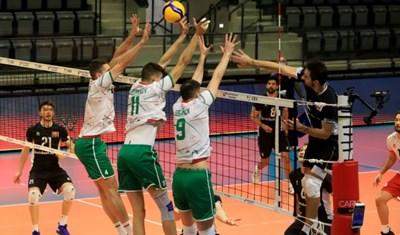 България тръгна с победа в евроквалификациите по волейбол