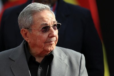 Раул Кастро СНИМКА: Ройтерс