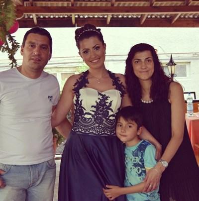 Семейството на майор Терзиев