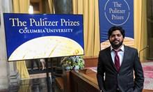 """Талибаните убиха носител на """"Пулицър"""""""