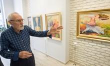 Художникът Кирил Аврамов за мистериозната среща на Людмила с милиардера Арманд Хамър
