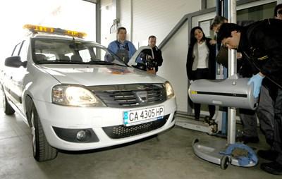 Леките коли - в 4 групи според изгорелите газове