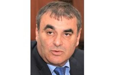 """Данаил Папазов, който е изпълнителен директор на пристанище ТЕЦ Езерово и на ТЕЦ """"Варна"""""""
