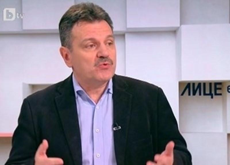 Д-р Александър Симидчиев КАДЪР: Би Ти Ви