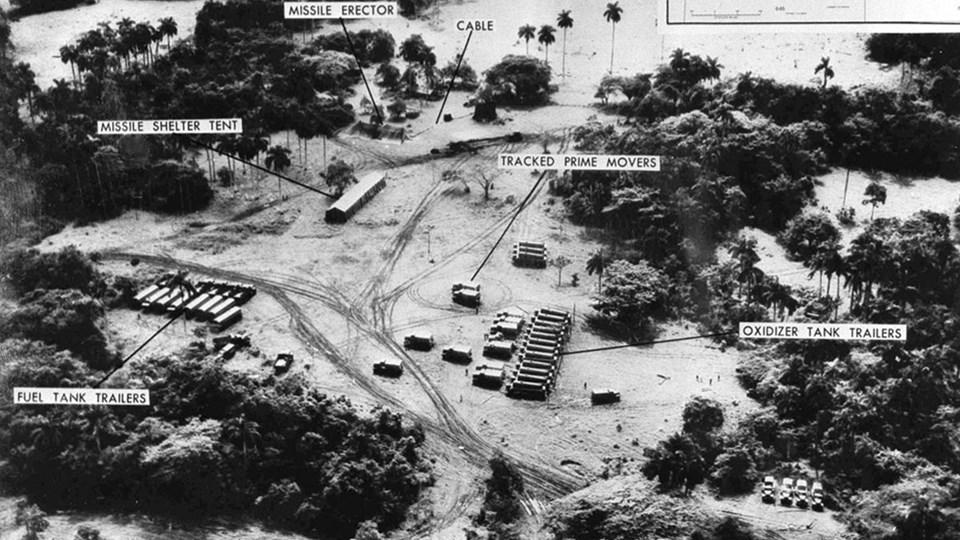Резултат с изображение за Карибската криза