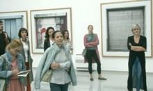 Картина от хайвер показва в Пловдив най-голямата немска пътуваща изложба