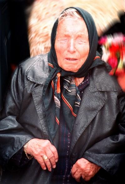 Ванга си отиде преди 24 години. СНИМКИ: АРХИВ