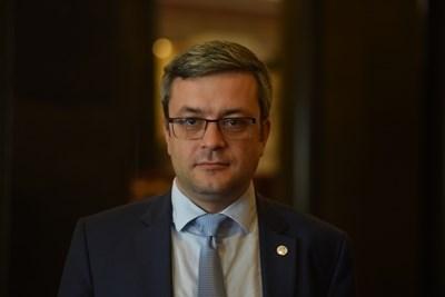 Тома Биков СНИМКА: Велислав Николов