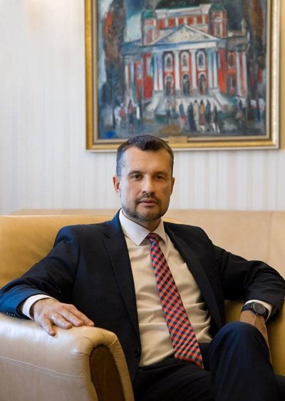 """Калоян Методиев, политолог и директор на институт """"Рего"""":"""