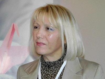 Македонската риноложка д-р Фродита Якимовска СНИМКА: Наташа Манева