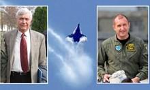 В МиГ-29 с ген. Радев. Командири разказват за пилотажа му