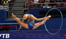 Боряна Калейн спечели сребърен медал в многобоя от световната купа в Ташкент