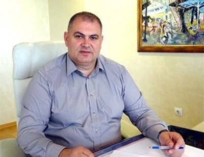 Петко Ангелов благодари на Борисов от името на колегите си.