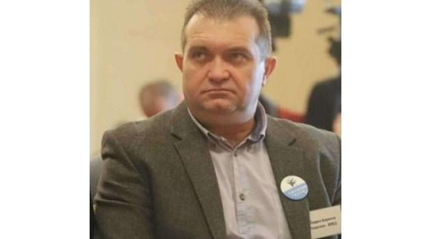 Георги Георгиев от БОЕЦ подал сигнала срещу Петър Илиев в прокуратурата