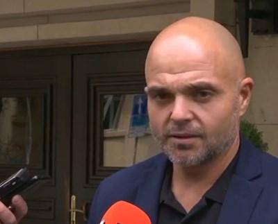 Ивайло Иванов: Разбрах от медиите, че вече не съм главен секретар на МВР, не ми искаха оставката
