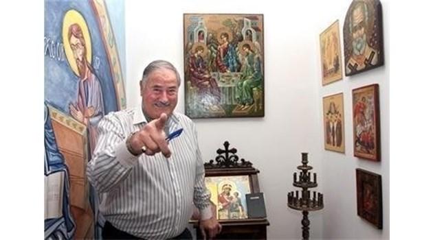 Жорж Ганчев е в стабилно състояние