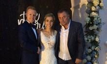 След като се омъжи за Джонатан в Меделин, дъщерята на Гибона с втора сватба и в България