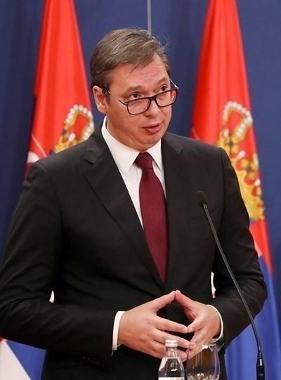 Александър Вучич СНИМКА: Ройтерс