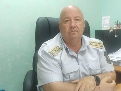 Комисар Георги Мангараков