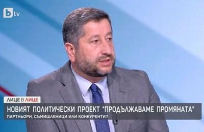 Христо Иванов. Кадър Би Ти Ви