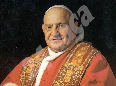 Анджело Ронкали като папа Йоан ХХІІІ СНИМКИ: АРХИВ НА АВТОРА СНИМКА: 24 часа