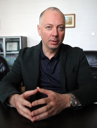 Транспортният министър Росен Желязков СНИМКА: Архив