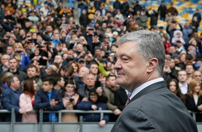 Петро ПорошенкоСнимка: Ройтерс