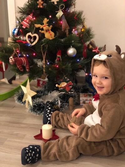 Димитър Вълчанов ще празнува втори рожден ден на 16 декември.