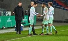 Българин игра в Бундеслигата за първи път от близо 7 г.