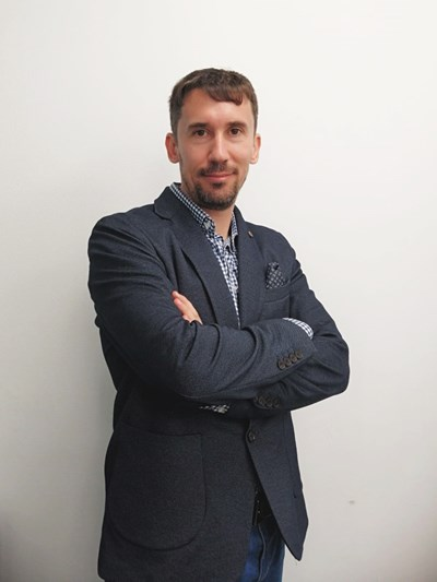 Бисер Тошев СНИМКА: НОВА БРОУДКАСТИНГ ГРУП