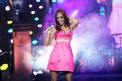 На 9 юли Мария Илиева пя в Пловдив.  СНИМКА: НЕЛИ КУРТЕВА