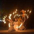 Огнен спектакъл заплени пловдивчани (снимки)