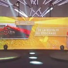 Момент от виртуалната церемония Innovation Awards 2021