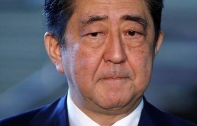 Японският премиер Шиндзо Абе Снимка: Ройтерс