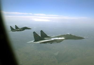 Очаквано военните обвиниха загиналия пилот на МиГ-29, загубил ориентация в полет и се разбил в морето