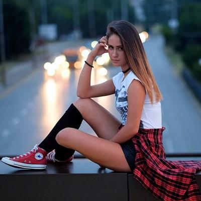Мария Бакова е едва на 23 години.