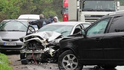 През юли по пътищата във Врачанско са загинали двама, 33 са ранени