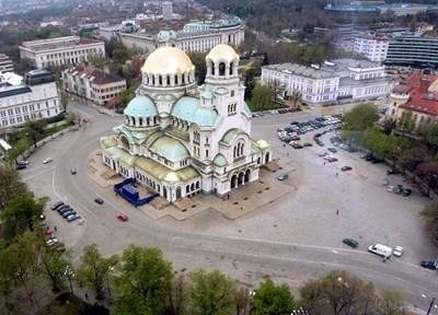 """Резултат с изображение за храма """"Св. Александър Невски"""""""