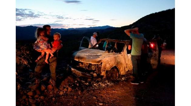 След ареста на сина на Ел Чапо картелът му уби 9 US мормони