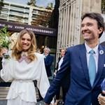 Супермоделът Наталия Водянова се омъжи за Антоан Арно. СНИМКА: Инстаграм?natasupernova