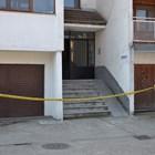 Трагедията се разигра на шестия етаж в този блок.  СНИМКИ: АВТОРЪТ