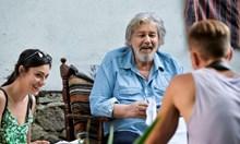Стефан Данаилов се връща с последната си роля в първото автокино в София